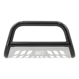 F-150 - Aries Stainless Steel Bull Bar with Removable Skid Plate and Lighting Mount