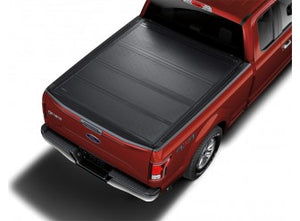 "F-150 - Tonneau/Bed Cover, Hard Folding by REV, Between the Rail, ""no profile (2015-2019)"
