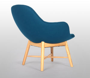 Palma wood easy chair - Repro Furniture