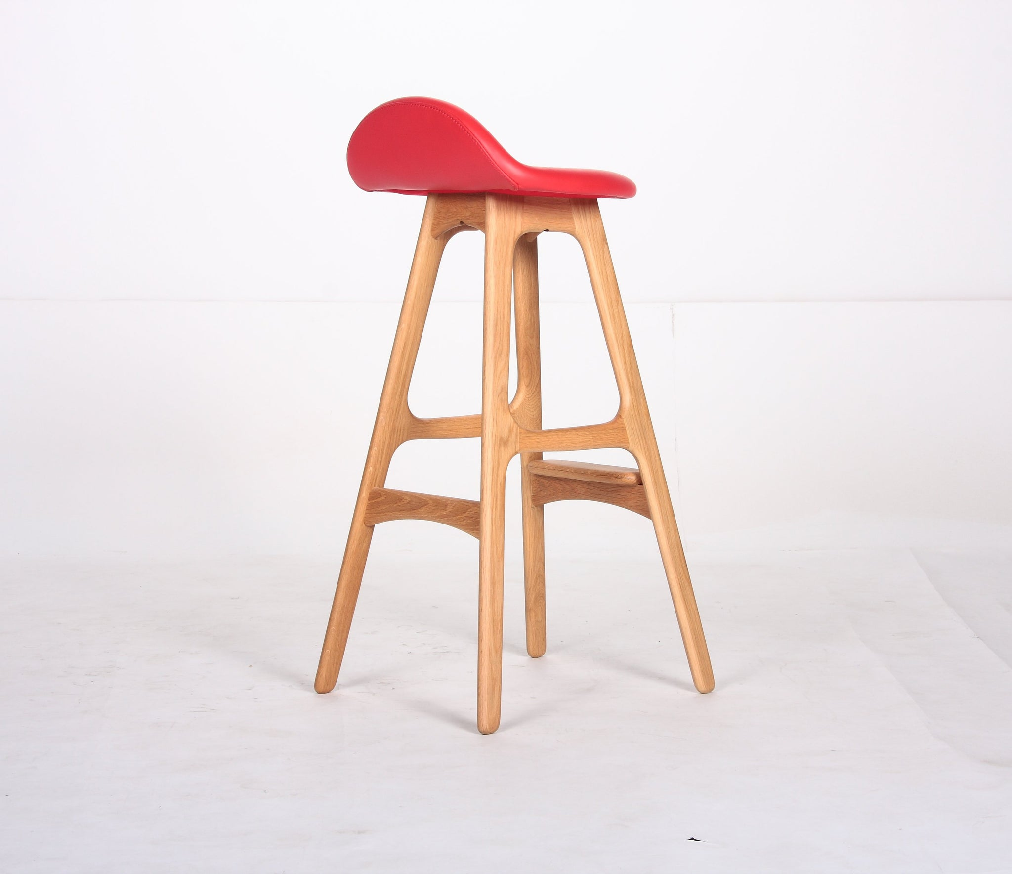 Danish Barstool - Repro Furniture