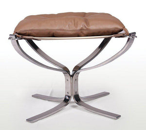 Falcon Lounge Chair Ottoman - Repro Furniture