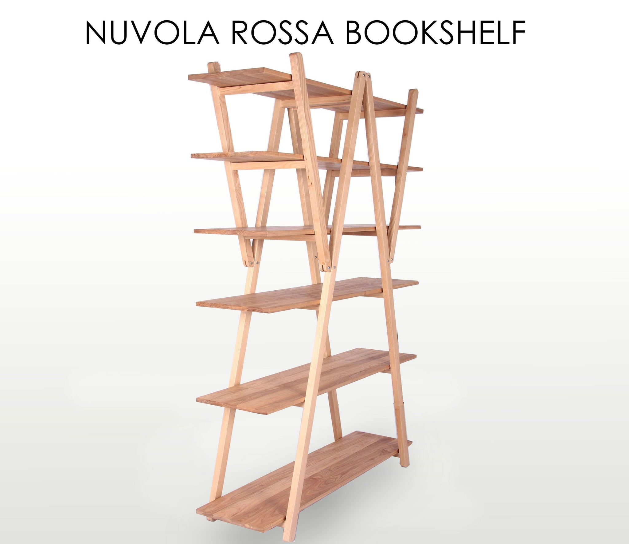 NUVOLA ROSSA BOOKSHELF - Repro Furniture