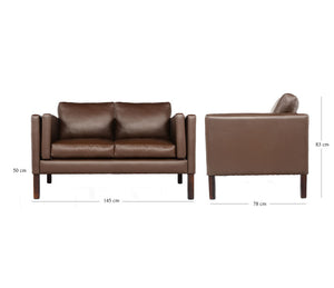 KB05 2-Seater Sofa
