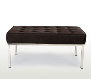 Knoll 2 Seater Bench