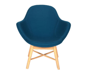 Palma Wood Easy Chair