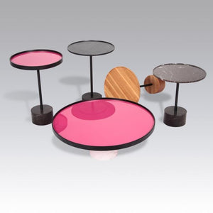 Piero 9 Round Low Table