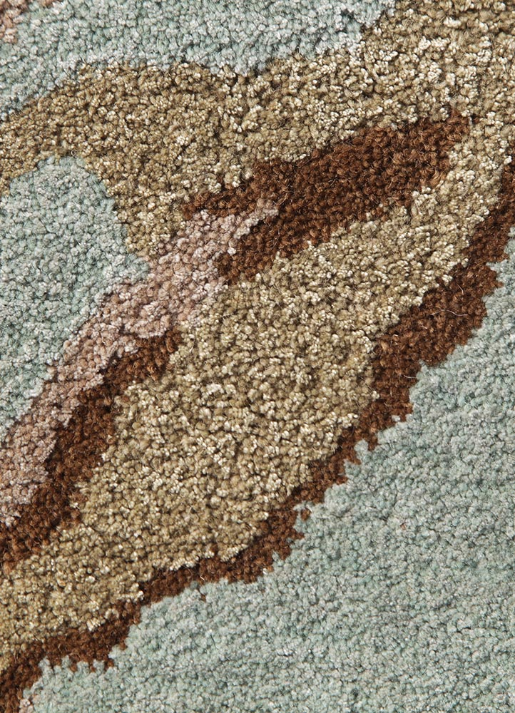 Tuf Viscose Mix - Aqua Foam / Aqua Foam - Repro Furniture