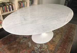 Tulip Oval Dining Table