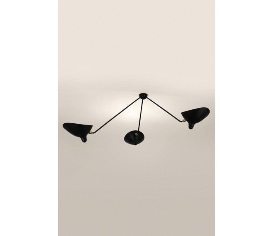 Ceiling Sconce Spider - Repro Furniture