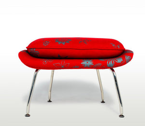 Womb Chair Ottoman - Repro Furniture