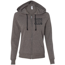 Clone Club - Alternative Ladies' French Terry Full Zip