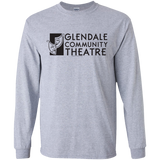 Glendale Community Theatre - LS Ultra Cotton Tshirt