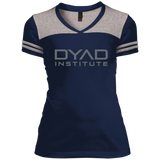 DYAD - Juniors Varsity V-Neck Tee