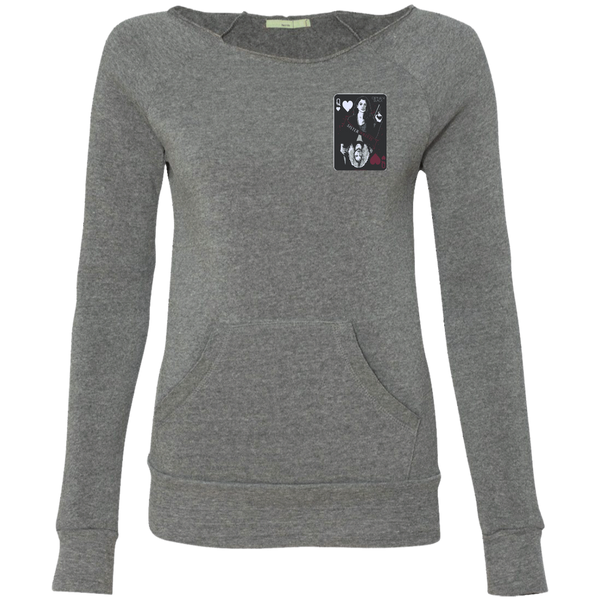Playing Card - Alternative Juniors' Maniac Sweatshirt
