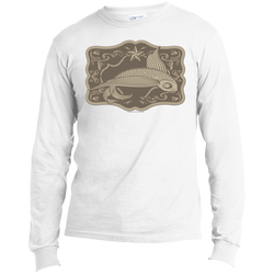 Belt Buckle - Long Sleeve Made in the US T-Shirt