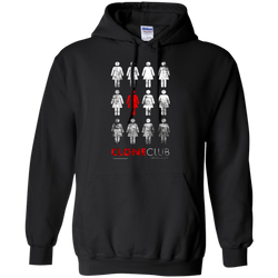 Clone Graphic - Pullover Hoodie 8 oz