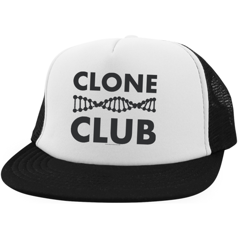 Clone Club - Trucker Hat with Snapback