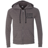 Clone Club - Alternative Men's French Terry Full Zip