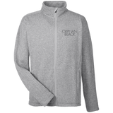Orphan Black - Men's Full Zip Sweater Fleece