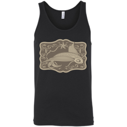 Belt Buckle - Bella+Canvas Unisex Tank