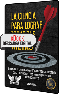 La Ciencia Para Lograr TODAS Tus METAS-eBook Libro Digital- (Descarga)