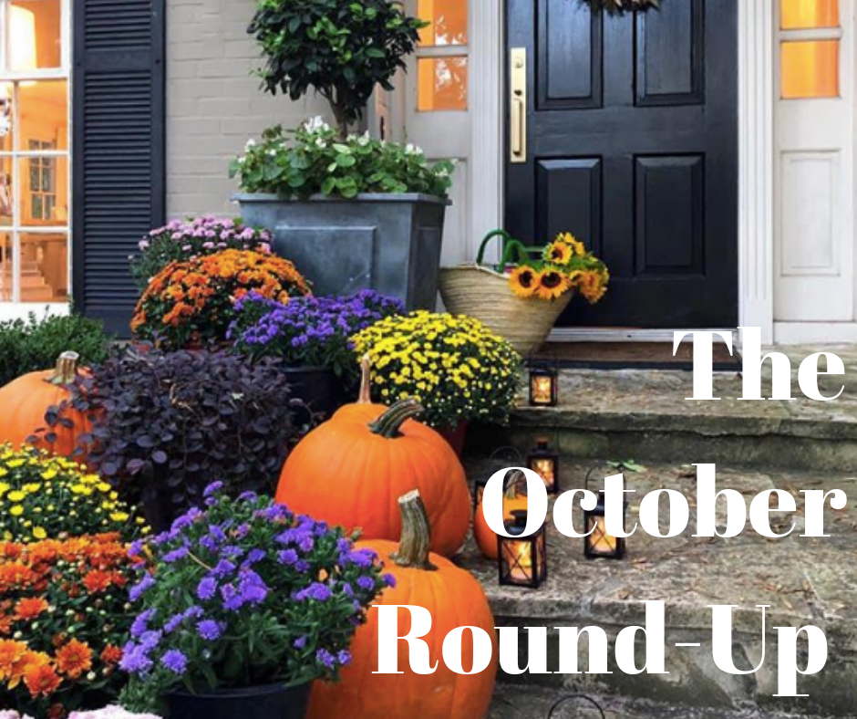 The October Round Up