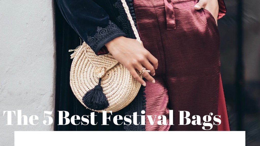 The 5 Best Festival Bags
