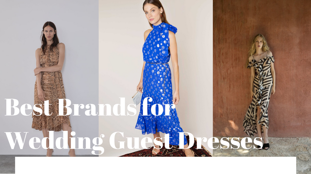 Best Brands for Wedding Guest Dresses