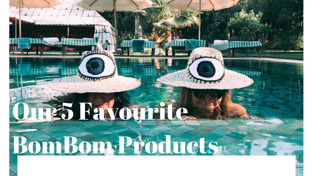 Our 5 Favourite BomBom Products