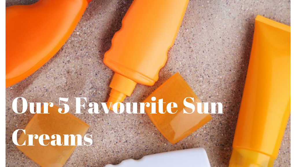 5 Favourite Suncreams
