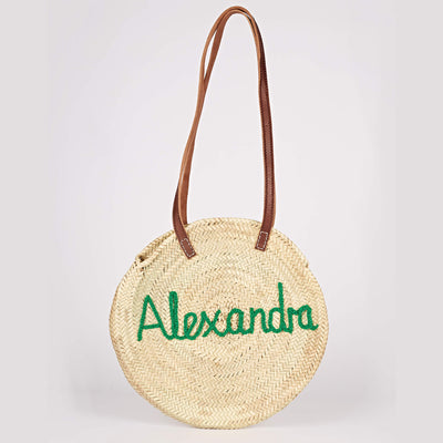 Personalised Ibiza Basket