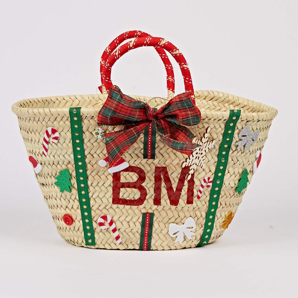 Love In A Box Christmas Basket