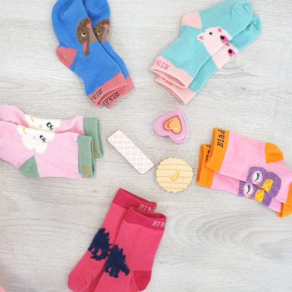 Matching 2 pairs Socks Collection