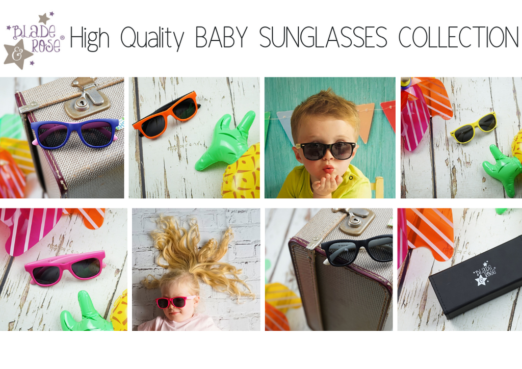 Blade and Rose Baby Sunglasses Collection