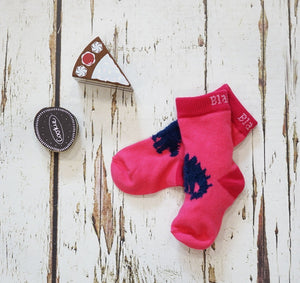 Blade and Rose 5pcs Gift Pack Socks (A) 全棉嬰兒襪禮盒裝 (A)
