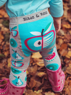 Blade and Rose Apple Leggings 蘋果彈力嬰兒屁屁褲