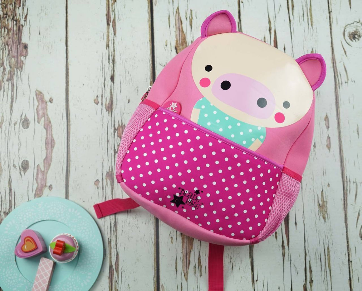 BLADE AND ROSE PIG BACKPACK 小豬豬背囊書包-Blade and Rose-shopababy
