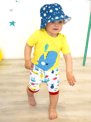 Blade and Rose SEALIFE TEE 海洋短袖衫-Blade and Rose-shopababy