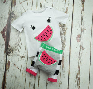 Blade and Rose WATERMELON TEE 西瓜短袖衫-Blade and Rose-shopababy