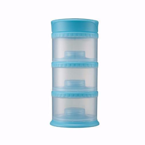 Innobaby 3 Tier Twistable Plain 淨色3層嬰兒奶粉格-Innobaby-shopababy