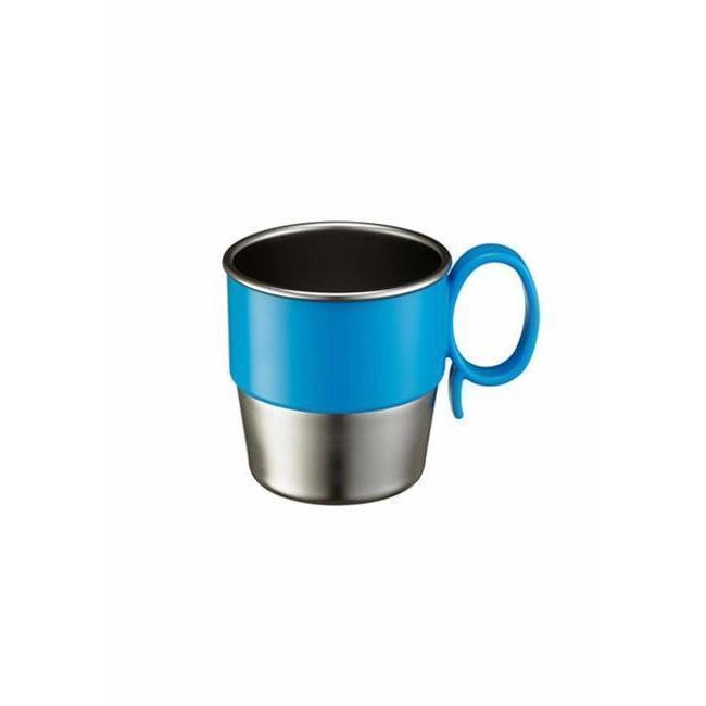 Innobaby Stainless Steel Small Cup 嬰兒不銹綱小杯 (3個顏色)-Innobaby-shopababy