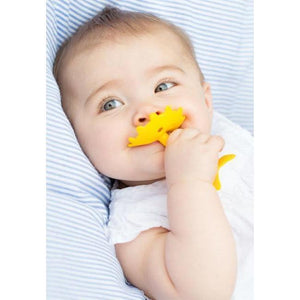 Innobaby Teether Orange 嬰兒橙牙膠-Innobaby-shopababy