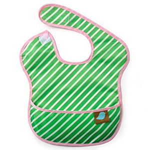 Jaq Jaq Bird Waterproof Bib 防水口水肩-ShopaBaby-shopababy