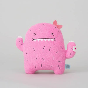 Noodoll 18CM Pink Riceoops Pink Plush Toy 粉紅仙人掌公仔-Noodoll-shopababy