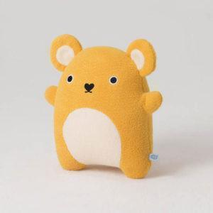 Noodoll 30CM CUSHION Yellow Ricecracker 黃米鼠箍臣-Noodoll-shopababy