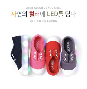 Ozkiz LED Sneakers 韓國LED閃燈鞋 (150-190) oz099-Ozkiz-shopababy