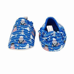 Poco Nido Walrus Mini Shoes 小海象嬰兒學步鞋-Poco Nido-shopababy