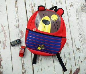 BLADE AND ROSE BEAR BACKPACK 小熊背囊書包-Blade and Rose-shopababy