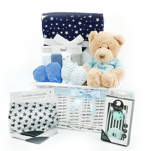 ShopaBaby High Quality Premium Baby Gift Hamper BH114 嬰兒禮物籃
