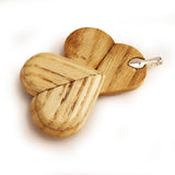 Illusionist Locket (White Oak)